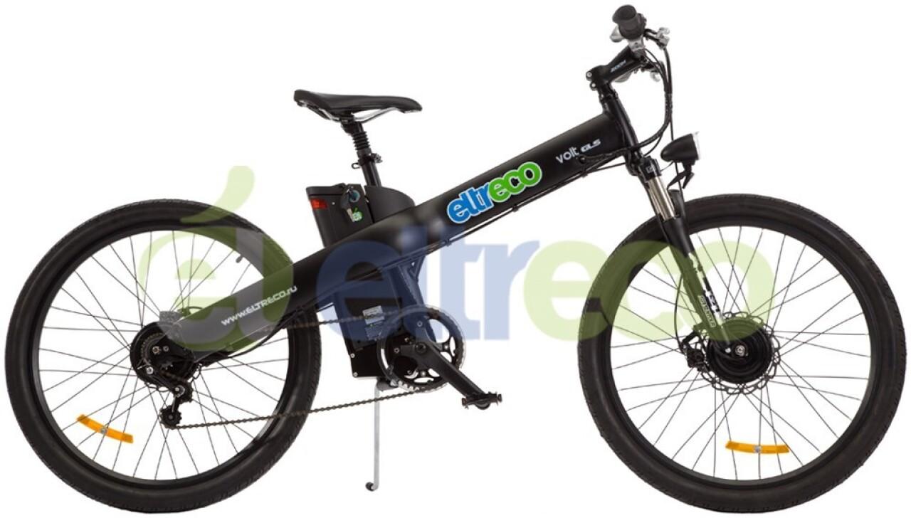 Велосипед Eltreco Air Volt GLS (2015) маяк findme f2 volt
