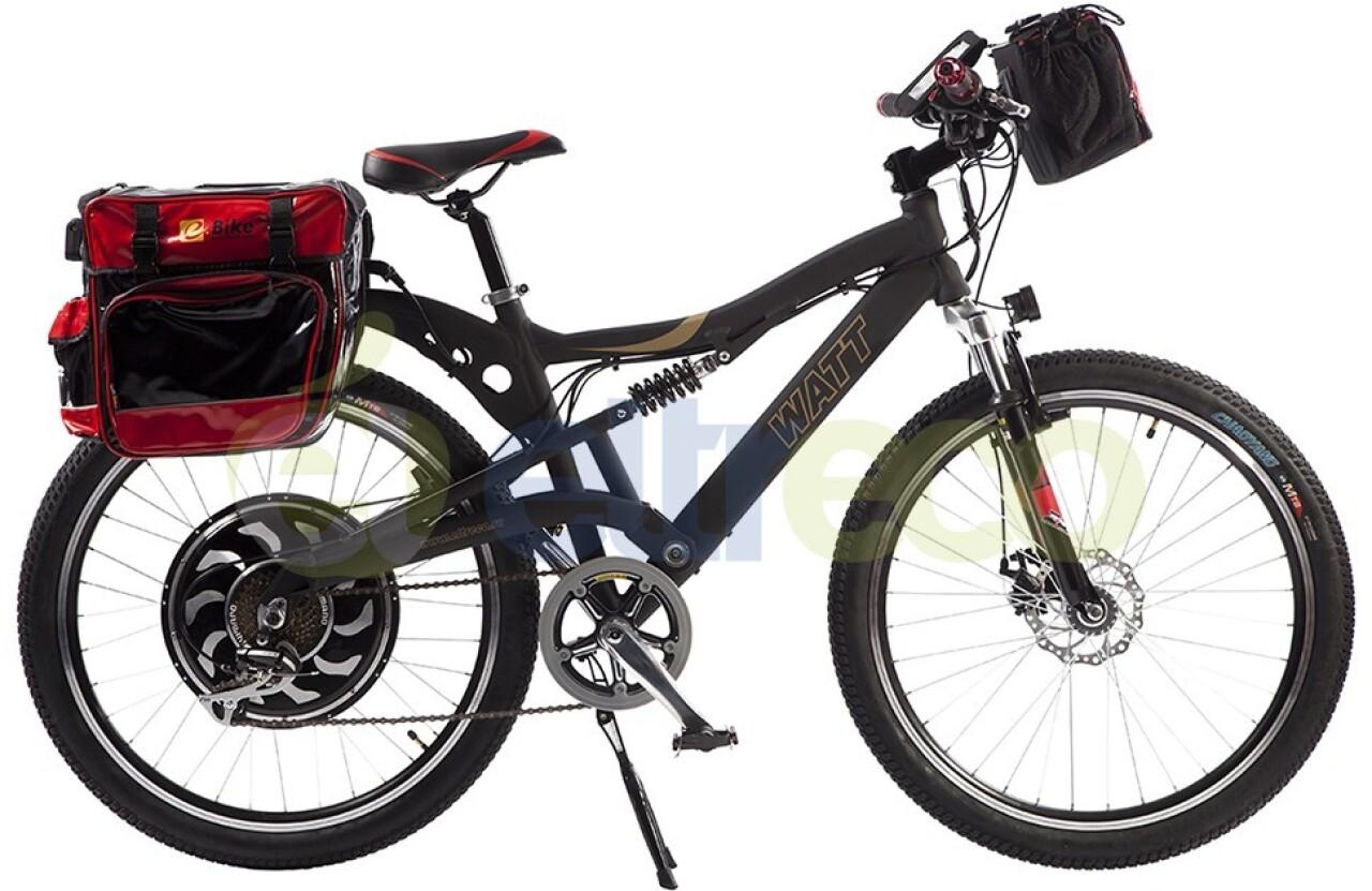 Велосипед Eltreco GM WATT LUX (2015) велосипед challenger mission lux fs 26 черно красный 16