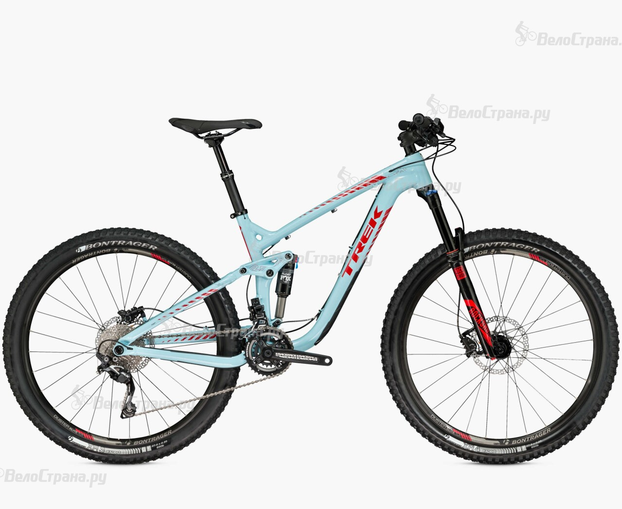 Велосипед Trek Remedy 7 27.5 (2016) велосипед trek remedy 7 27 5 2016