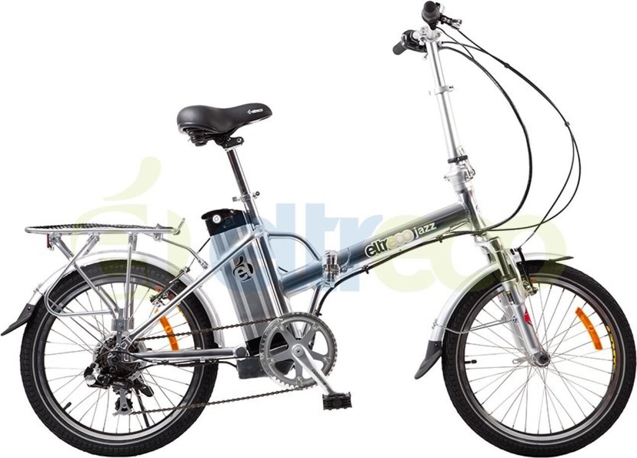 Велосипед Eltreco Jazz (2015)