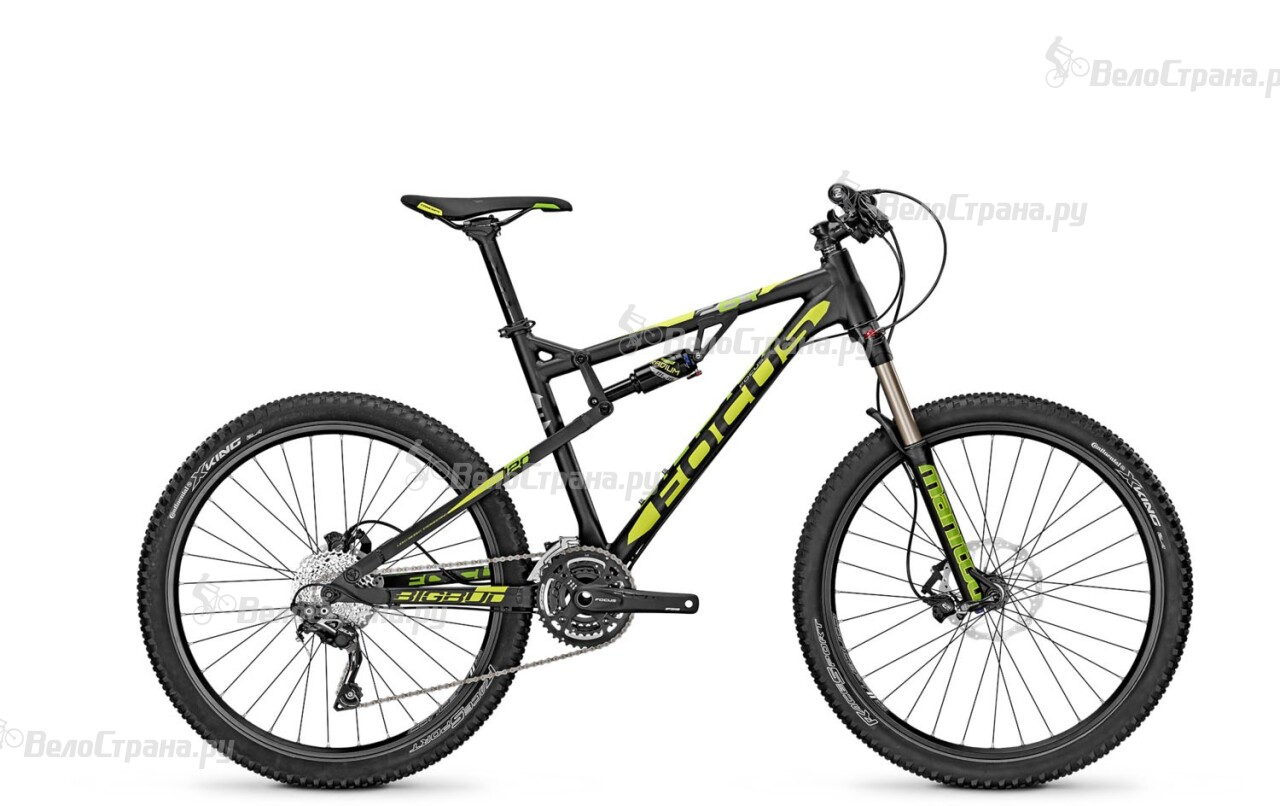 Велосипед Focus BIG BUD 3.0 (2014) manitou marvel comp 29