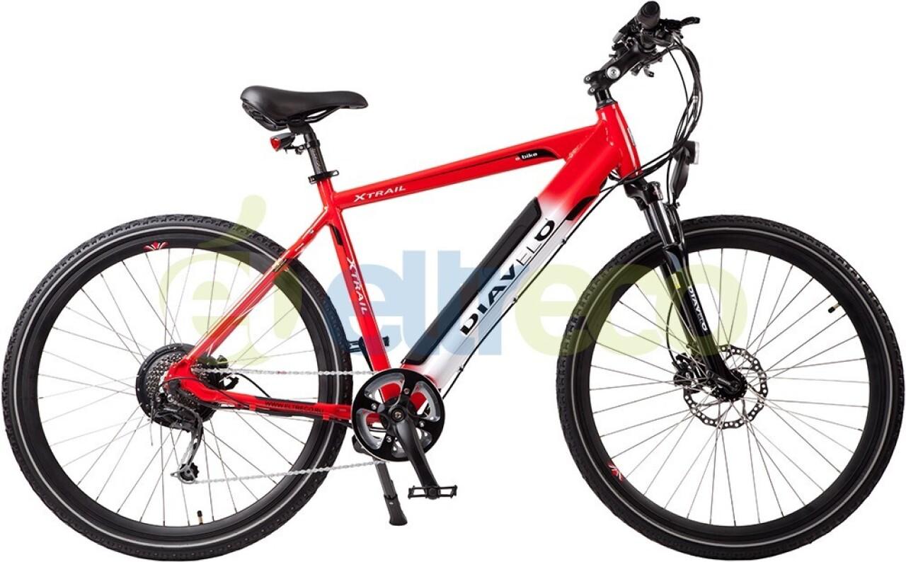 Велосипед Eltreco Protanium Diavelo ATB (2015) велосипед eltreco courier 2015