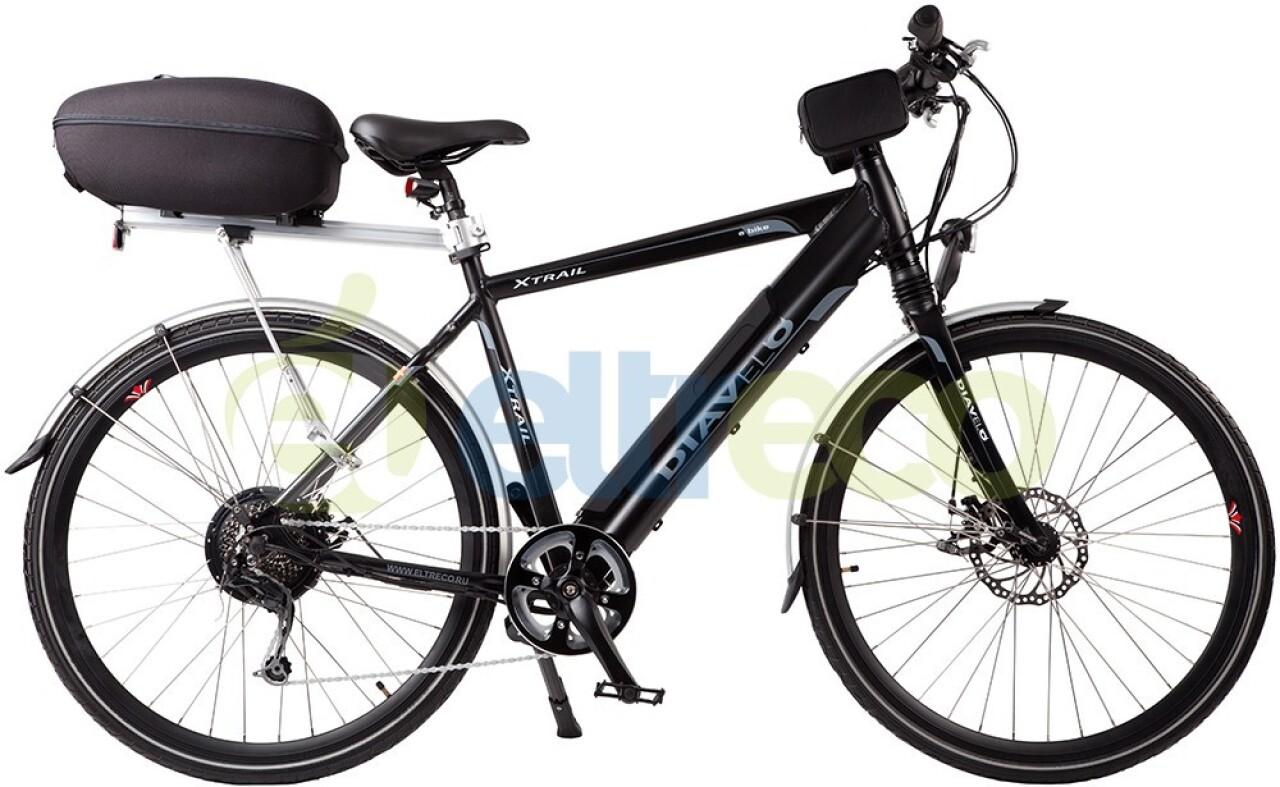 Велосипед Eltreco Protanium Diavelo GENT Lux (2015) велосипед eltreco patrol кардан 28 камуфляж 2015