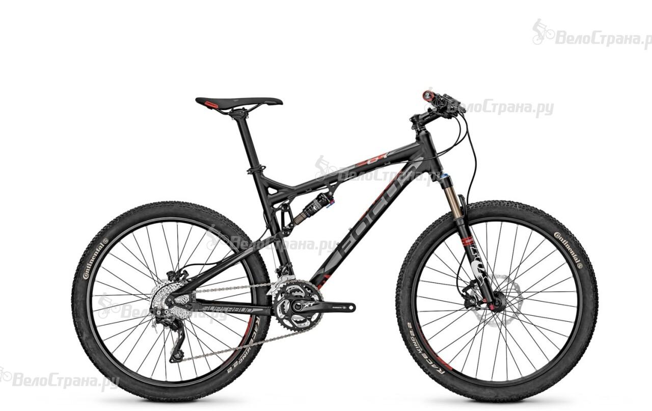 Велосипед Focus SUPER BUD 26R 1.0 (2014)