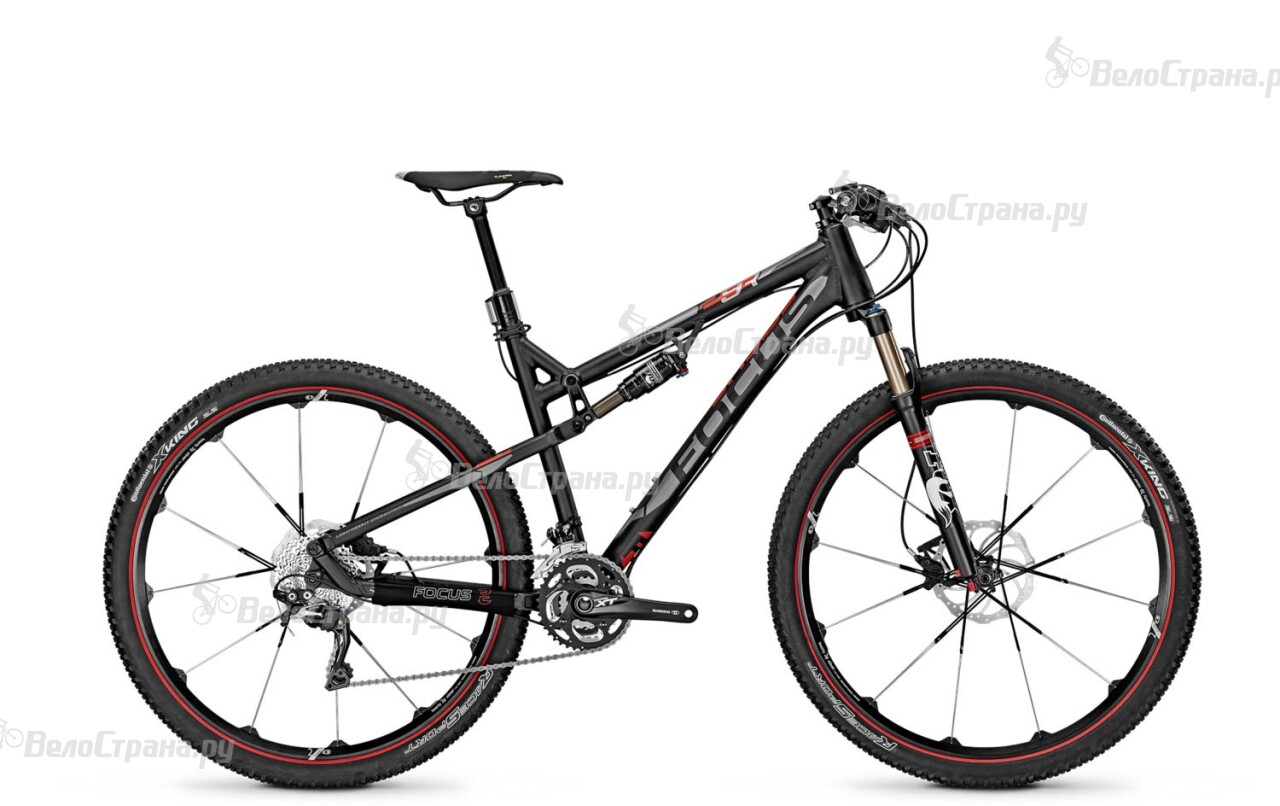 Велосипед Focus SUPER BUD 29R 1.0 (2014)