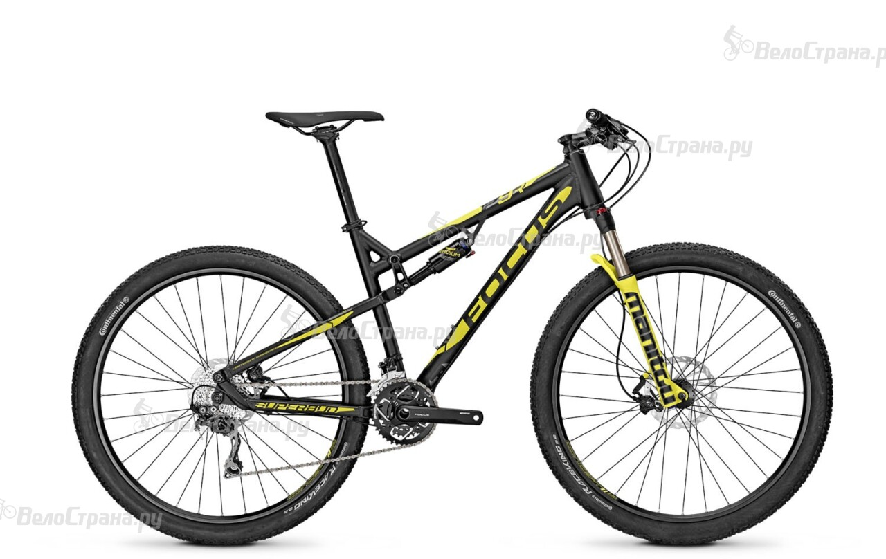 Велосипед Focus SUPER BUD 29R 5.0 (2014) manitou marvel comp 29