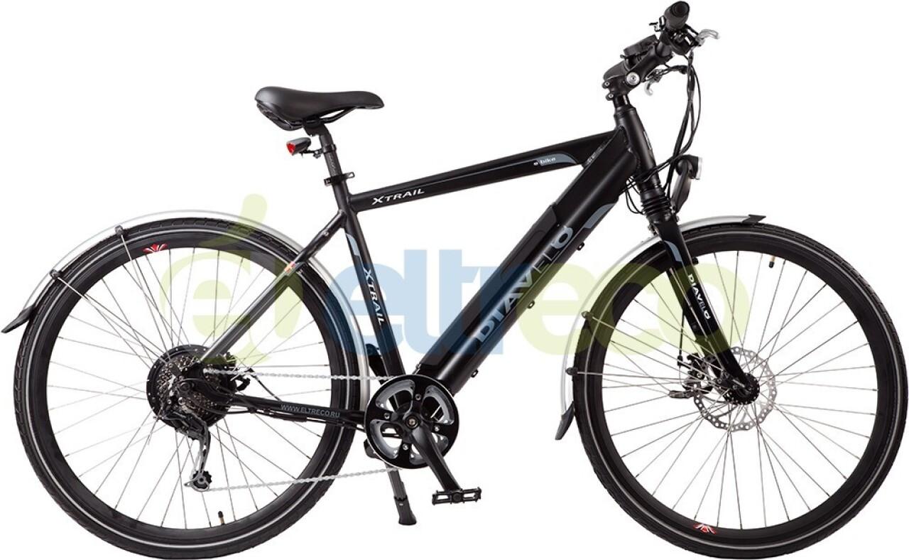 Велосипед Eltreco Protanium Diavelo GENT (2015)