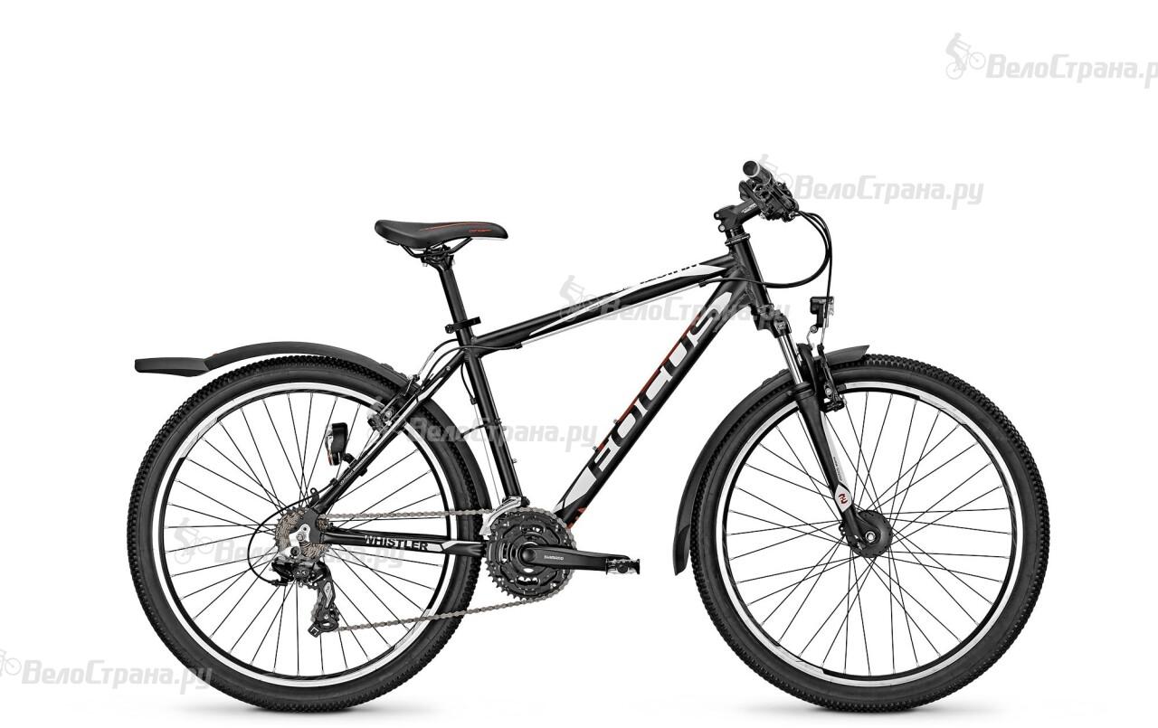 Велосипед Focus WHISTLER STREET 3.0 (2014) вакуумный упаковщик redmond rvs m020 gray metallic