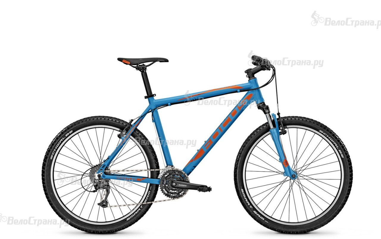 Велосипед Focus WHISTLER 3.0 (2014)