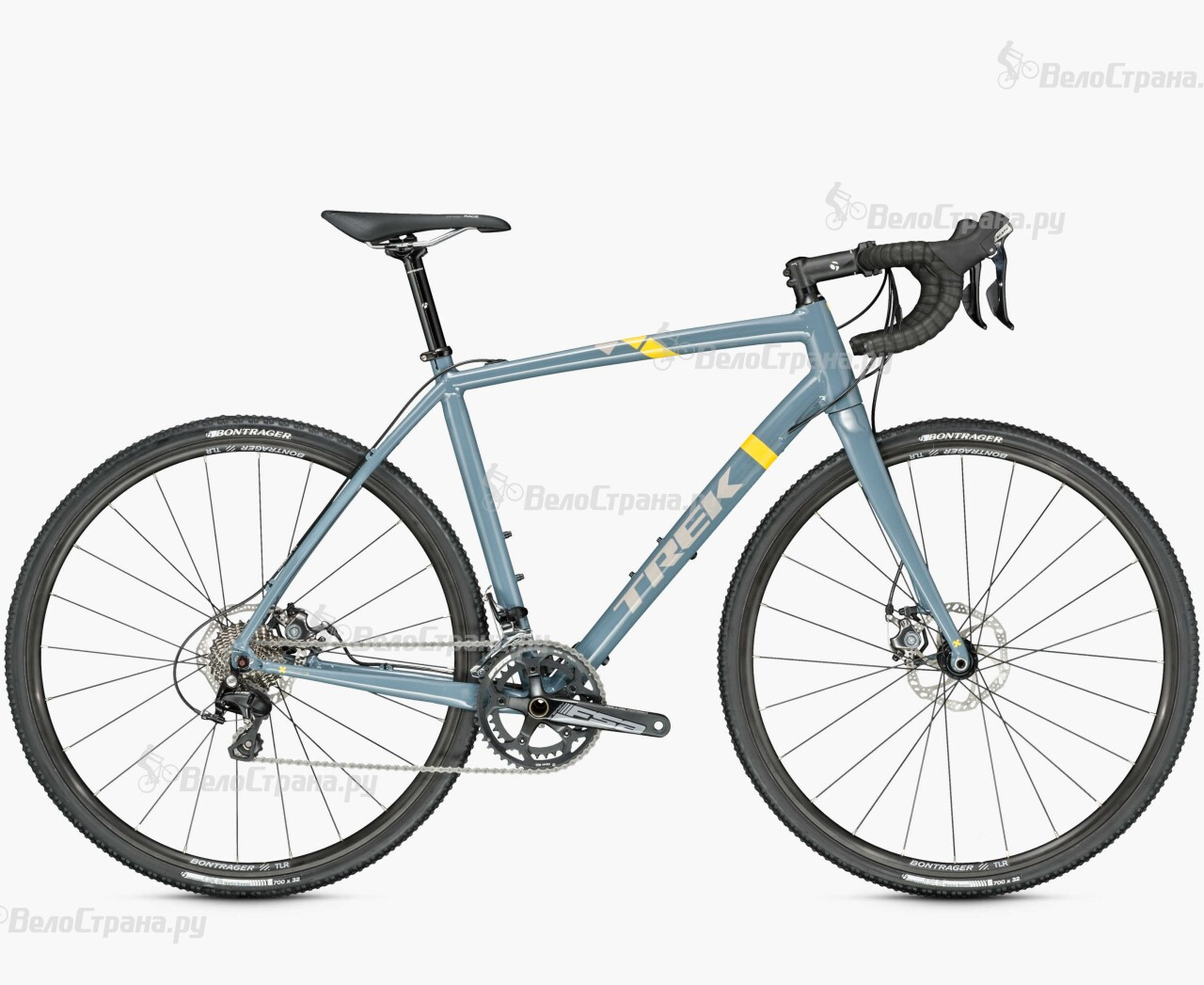 все цены на Велосипед Trek Crockett 5 Disc (2016) онлайн