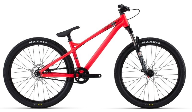 Commencal Absolut (2014)
