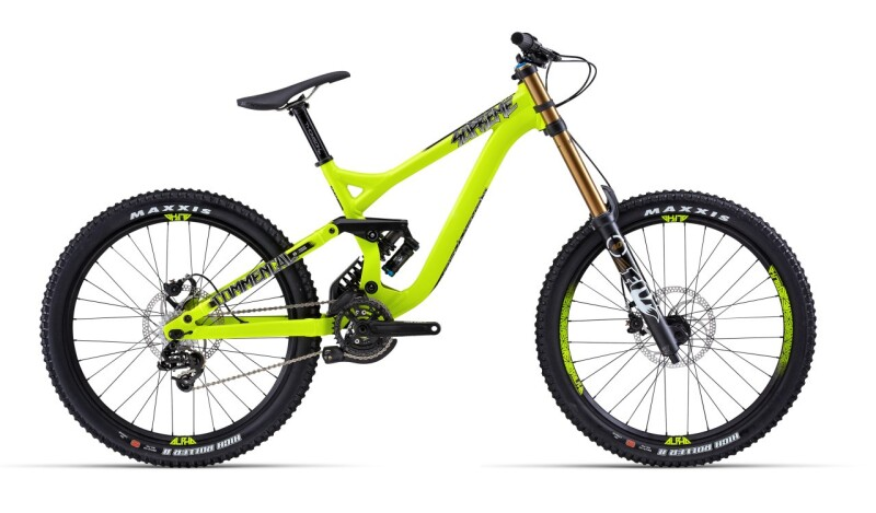 Commencal Supreme DH WC (2014)