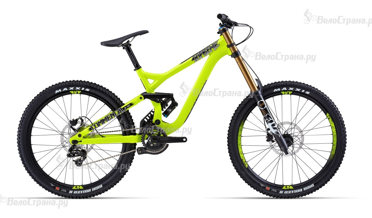 Велосипед Commencal Supreme DH WC (2014) перфоратор fit dh 950c