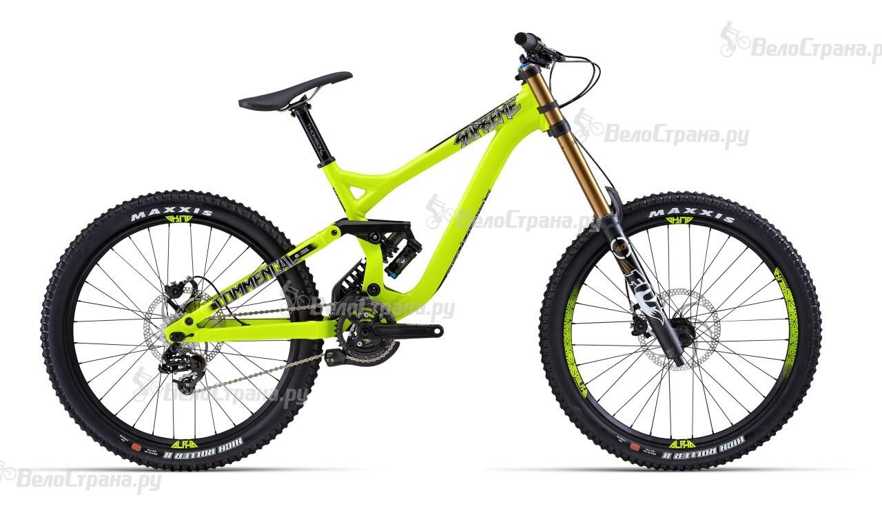 Велосипед Commencal Supreme DH WC (2014) commencal supreme dh wc 2014
