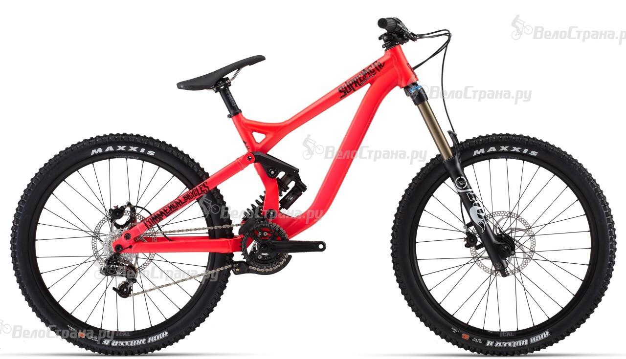 Велосипед Commencal Supreme FR 1 (2014) велосипед commencal meta sx 2 2014