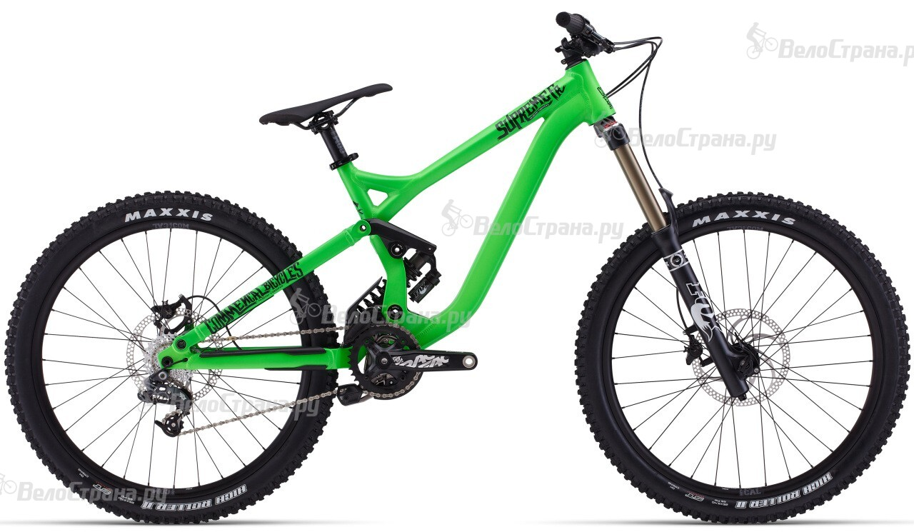 Велосипед Commencal Supreme FR 2 (2014) велосипед commencal supreme dh o 650 b 2015