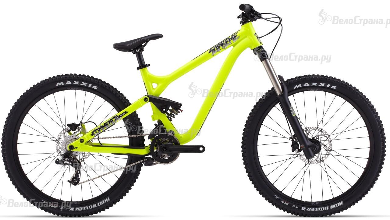 Велосипед Commencal Supreme JR (2014) велосипед commencal meta sx 2 2014