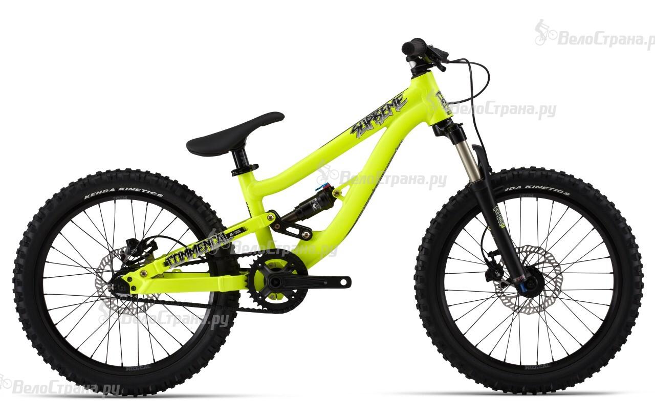 Велосипед Commencal Supreme 20 (2014) велосипед commencal meta sx 2 2014