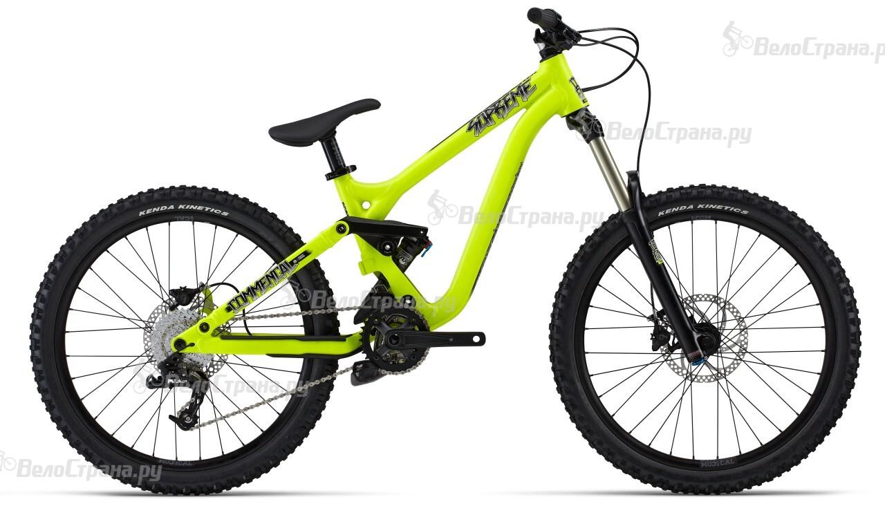 Велосипед Commencal Supreme 24 (2014) велосипед commencal meta sx 2 2014