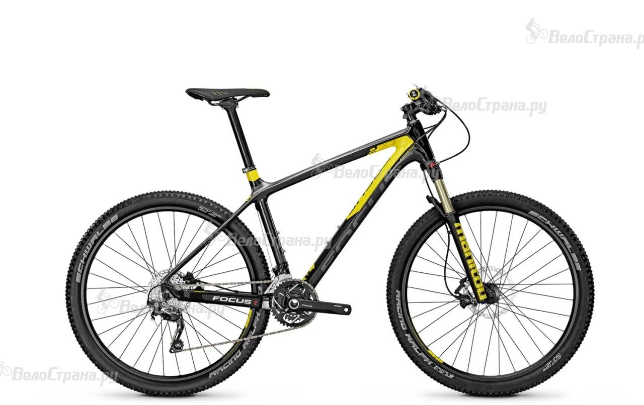 Велосипед Focus RAVEN 27R 4.0 (2014) manitou marvel comp 29