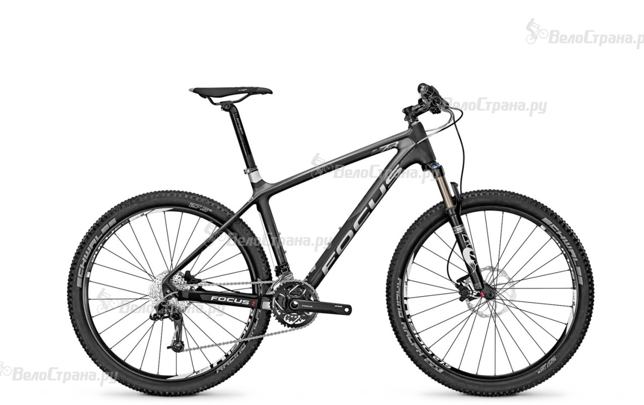 Велосипед Focus RAVEN 27R 2.0 (2014) 050 raven glaze