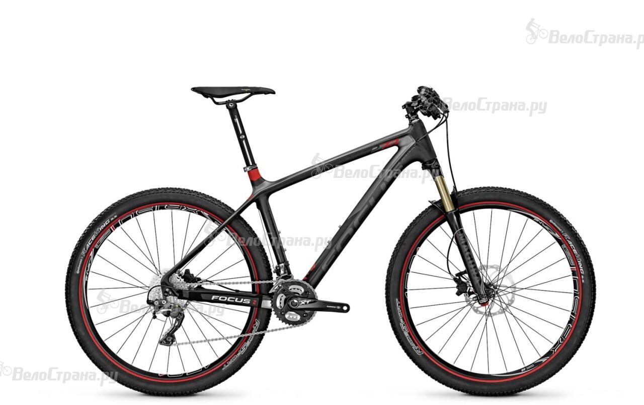 Велосипед Focus RAVEN 27R 1.0 (2014) 050 raven glaze