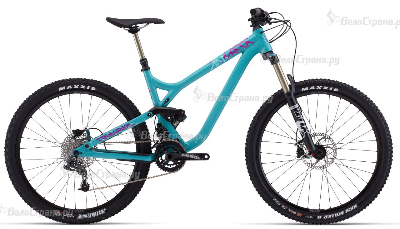 Велосипед Commencal Meta AM Girly (2014)