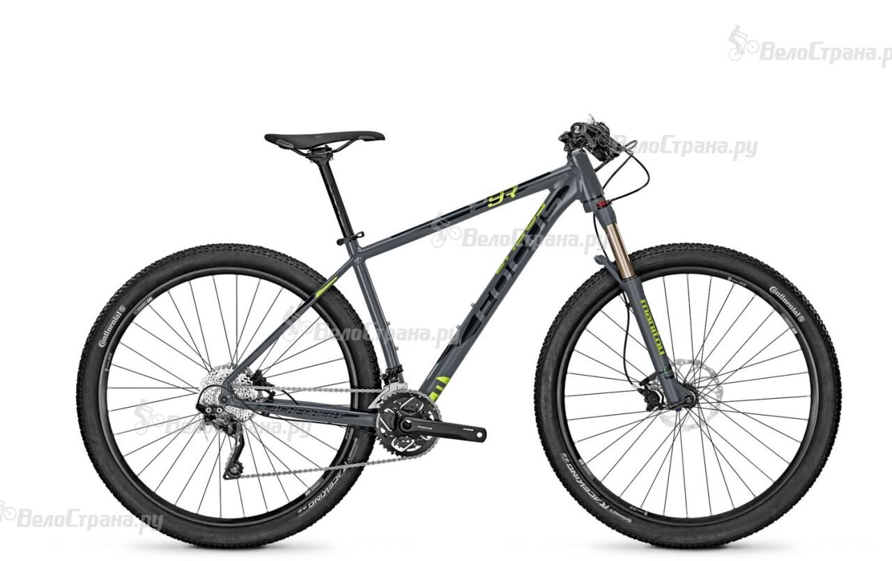 Велосипед Focus BLACK FOREST 29R 3.0 (2014)