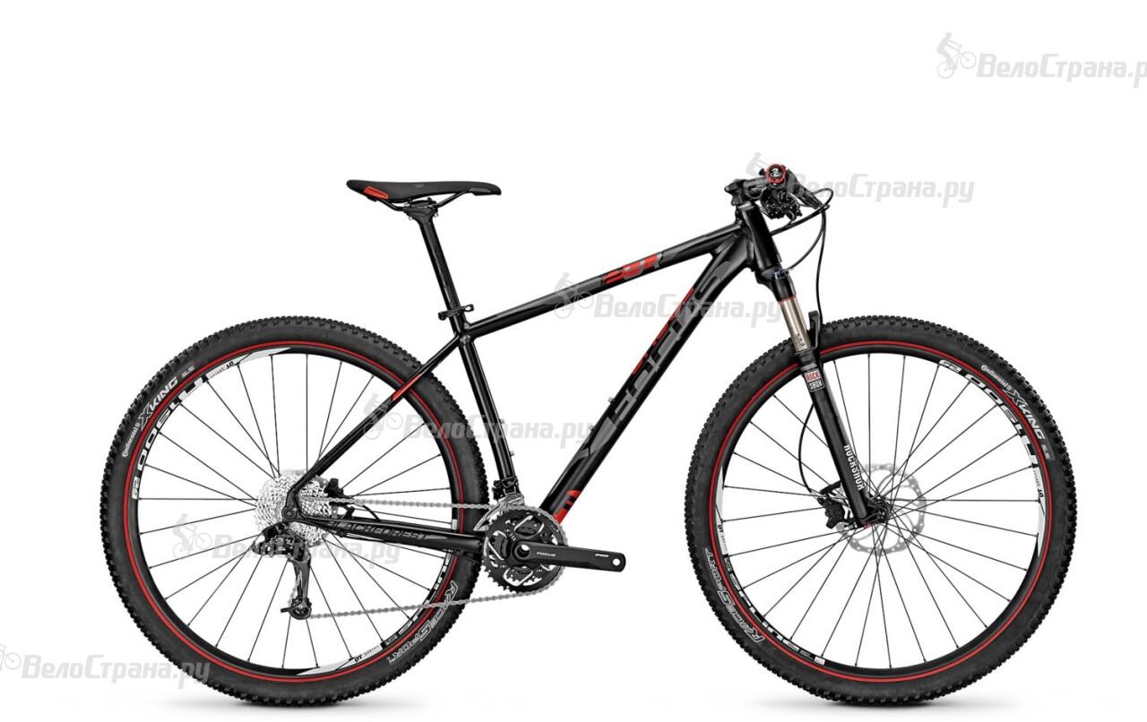 Велосипед Focus BLACK FOREST 29R 1.0 (2014)