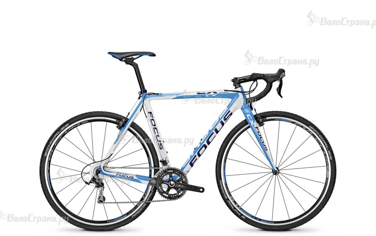 Велосипед Focus MARES CX 5.0 (2014) велосипед focus cayo evo 1 0 2014