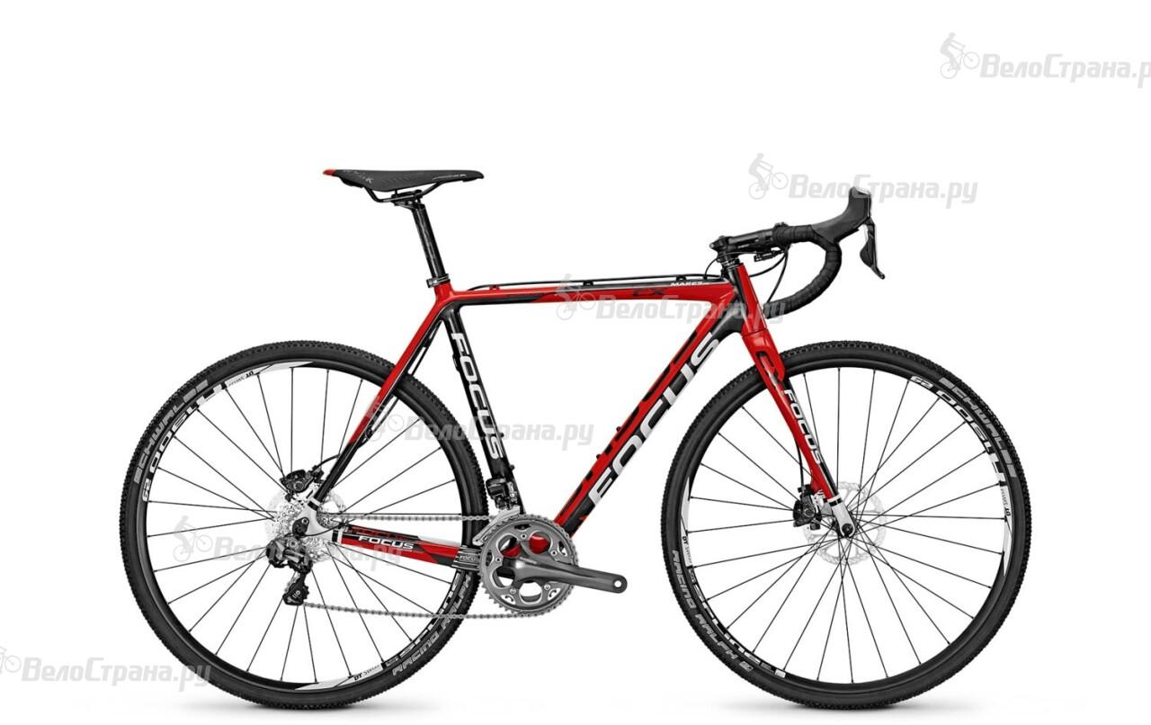 Велосипед Focus MARES CX 2.0 (2014)