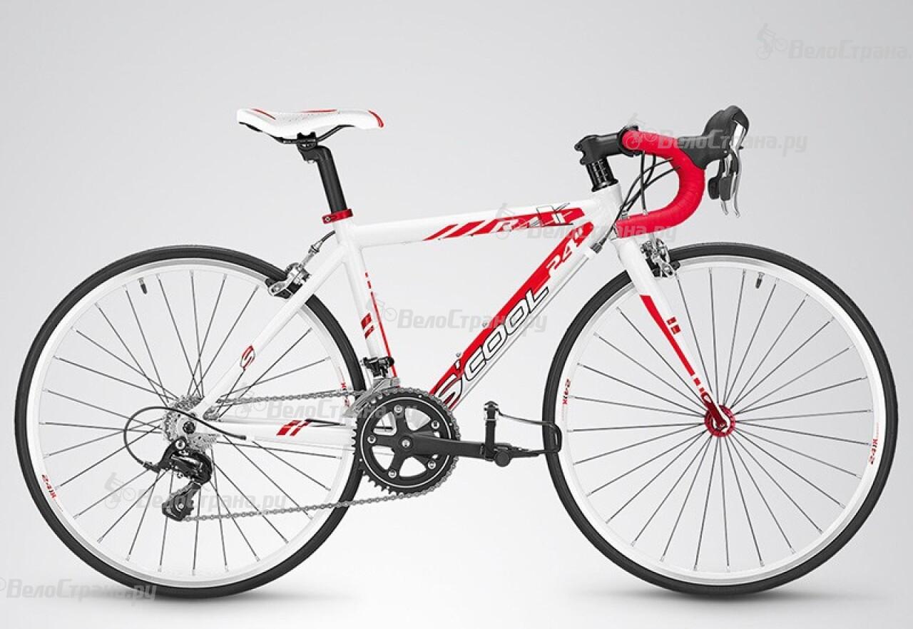 Велосипед Scool raX 24 18S (2015) aurelli 15w003 18s nero