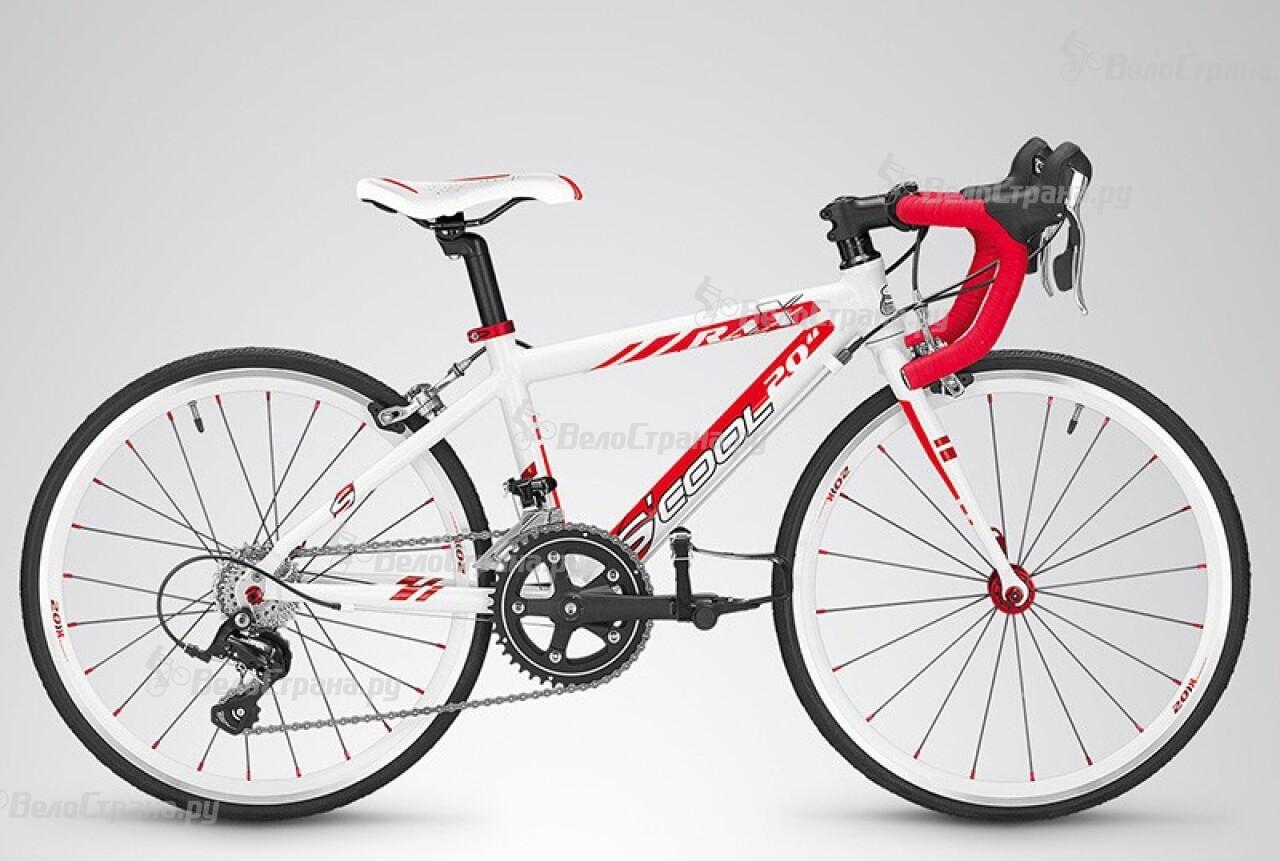 Велосипед Scool raX 20 18S (2015) aurelli 15w003 18s nero