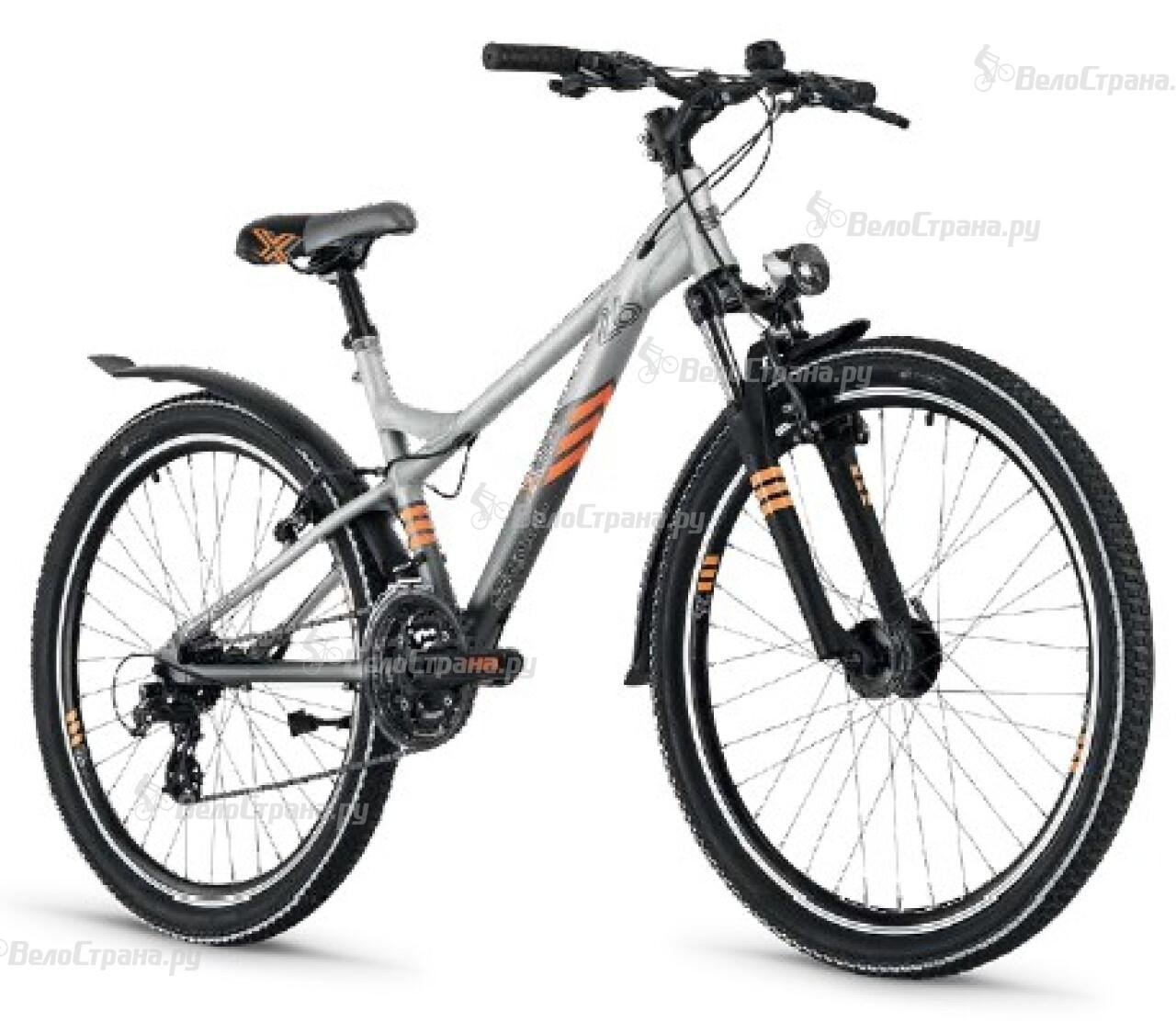 Велосипед Scool XX lite 26 24S (2014) цена