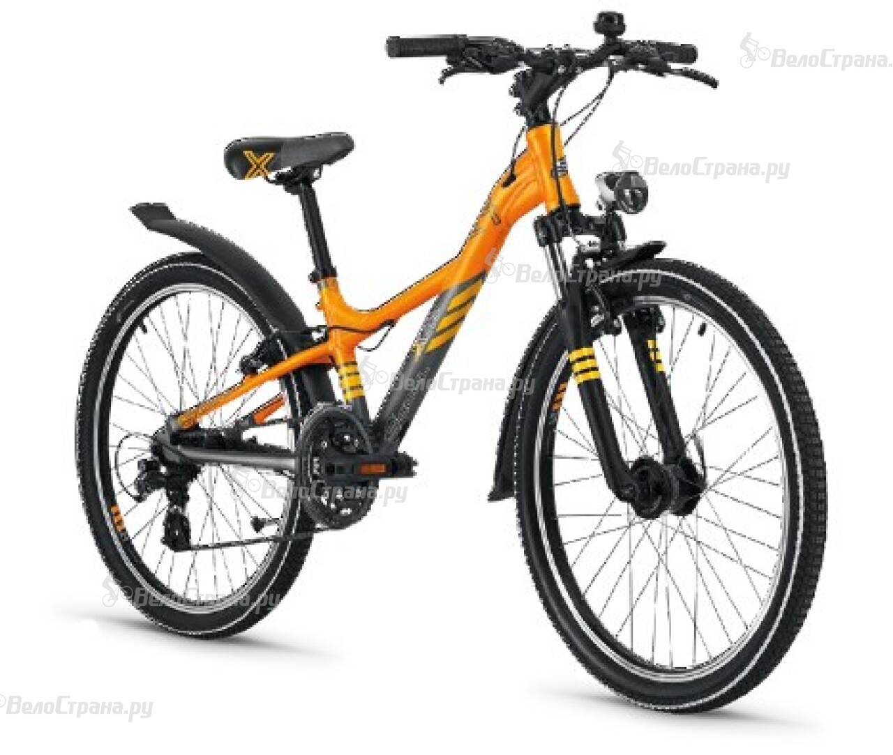 Велосипед Scool XX lite 24 24S (2014) цена