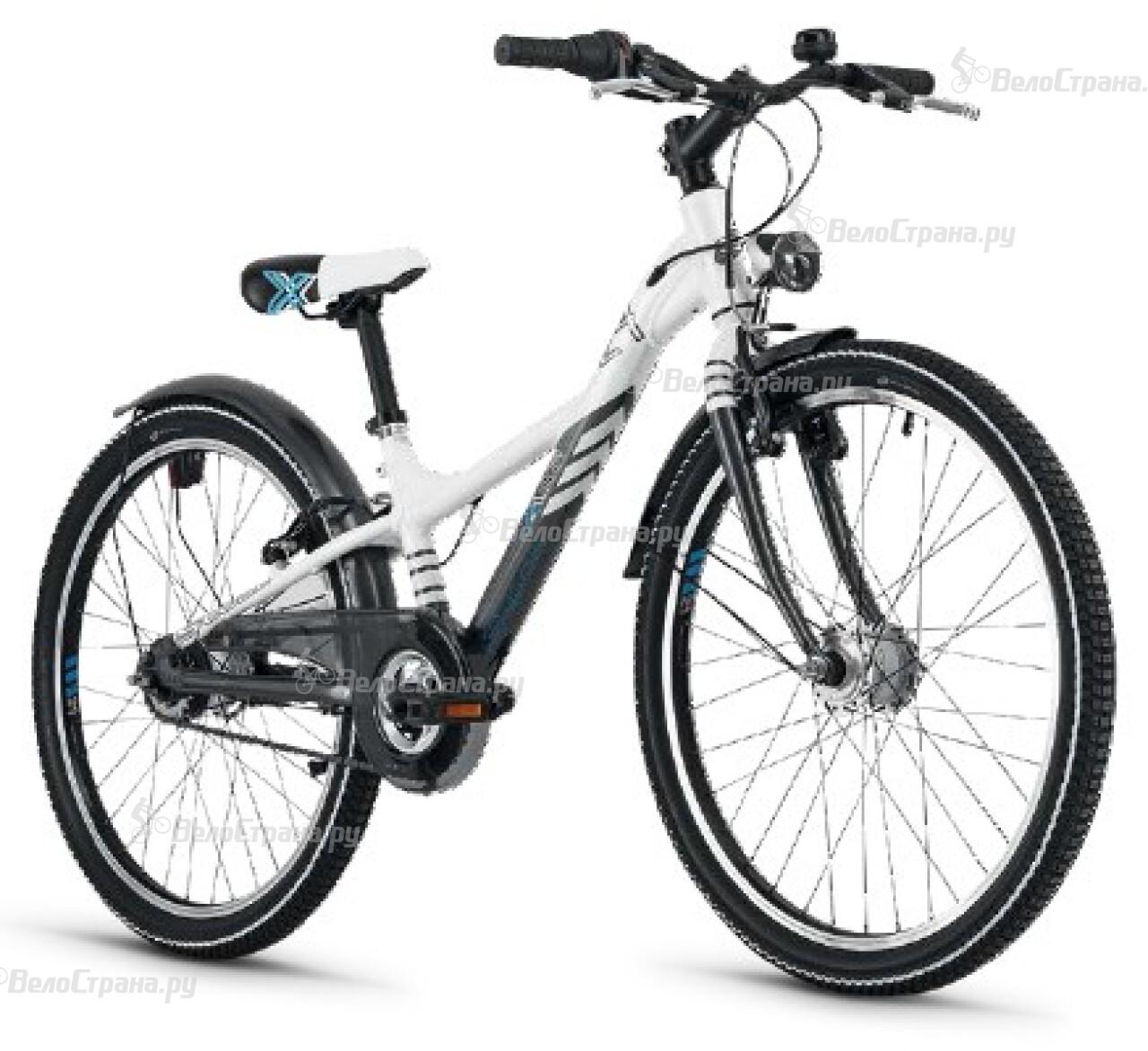 Велосипед Scool XX lite 24 3S (2014)