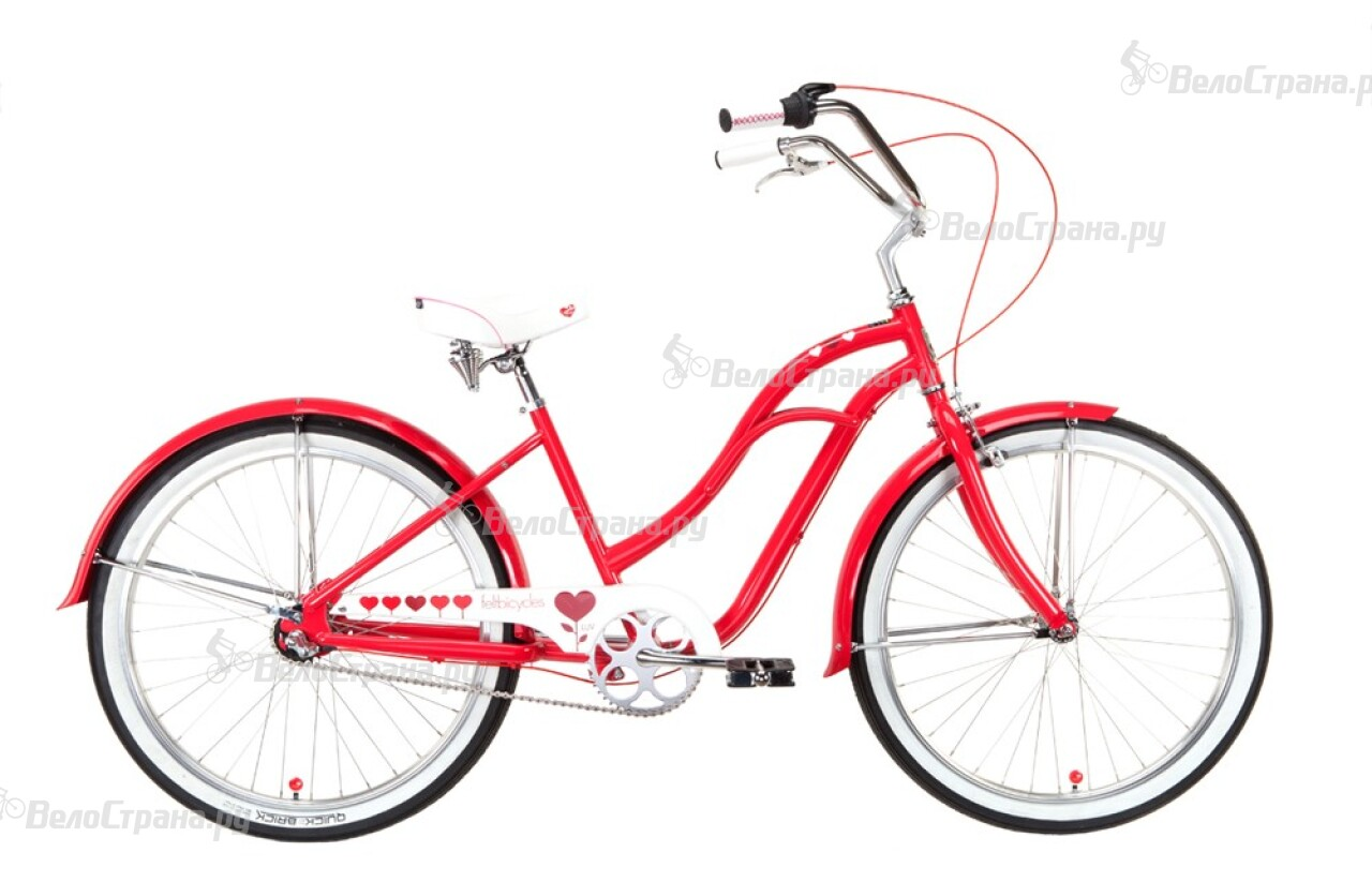 Велосипед Felt LUV (2014) топ luv luv mp002xw1ai1w