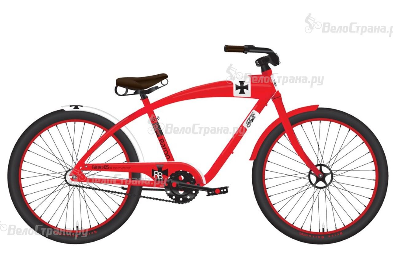 Велосипед Felt RED BARON (2014) велосипед felt vr50 2017
