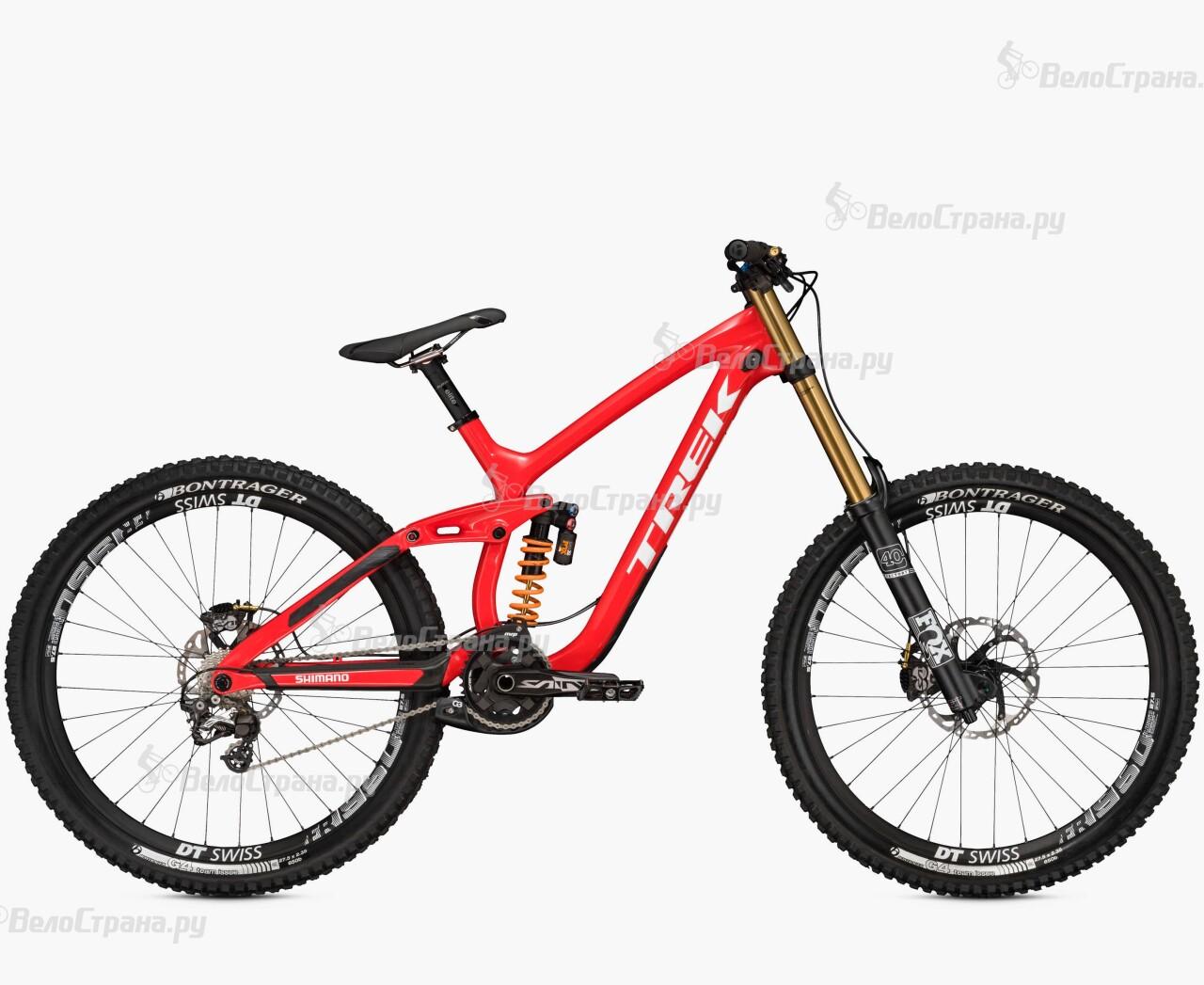 Велосипед Trek Session 9.9 (2016) кеды set session