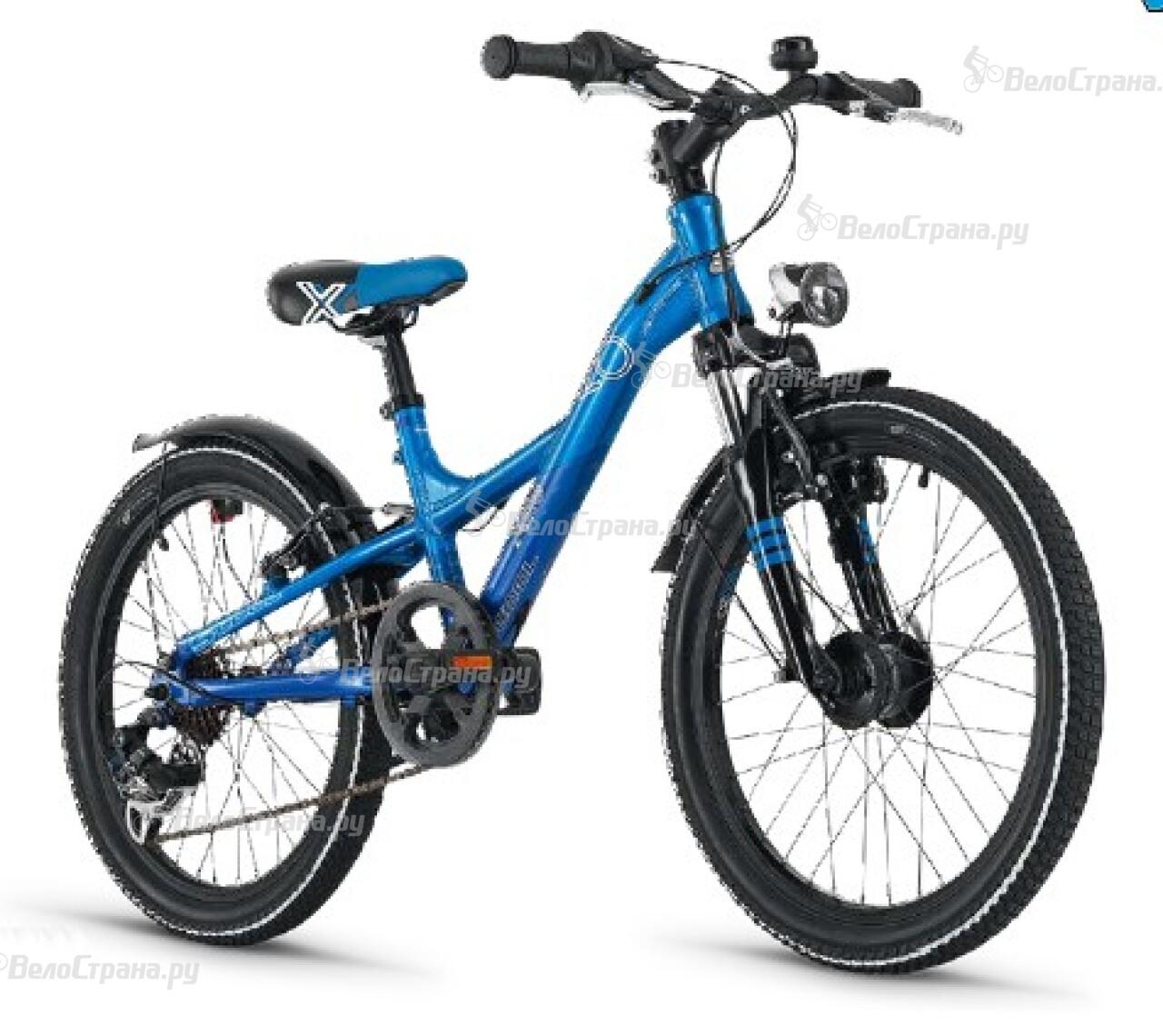 Велосипед Scool XX lite 20 7S (2014) цена