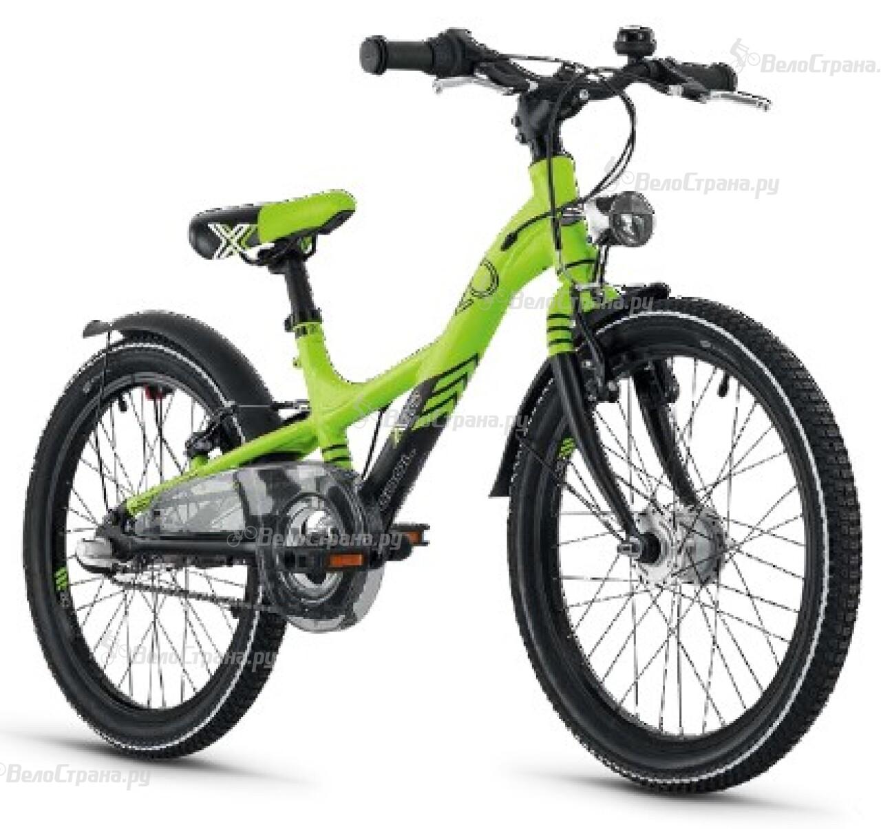 Велосипед Scool XX lite 20 3S (2014)