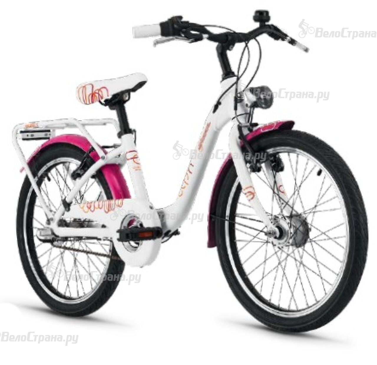 Велосипед Scool ChiX 20 3S (2014) цена