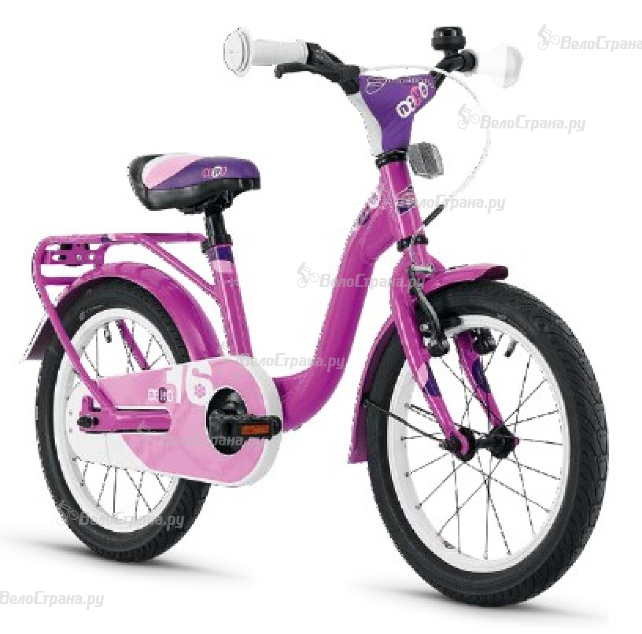 Велосипед Scool NiXe 16 (2014) цена