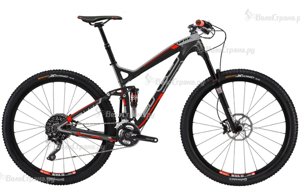 Велосипед Felt VIRTUE NINE 2 (2014) rockshox domain dual crown 2014
