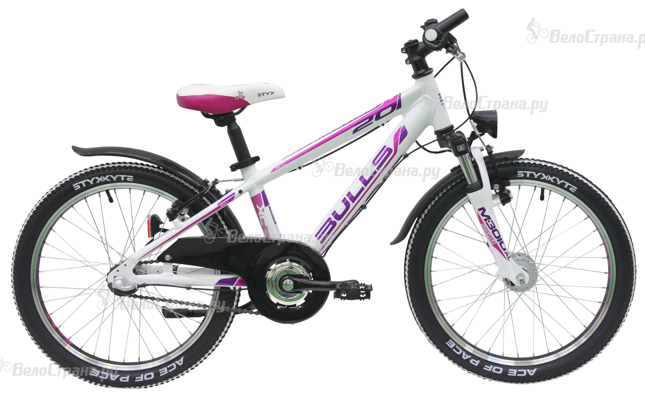 Велосипед Bulls Tokee Street 20 Girl (3G) (2016) велосипед bulls tokee runner girl 2014
