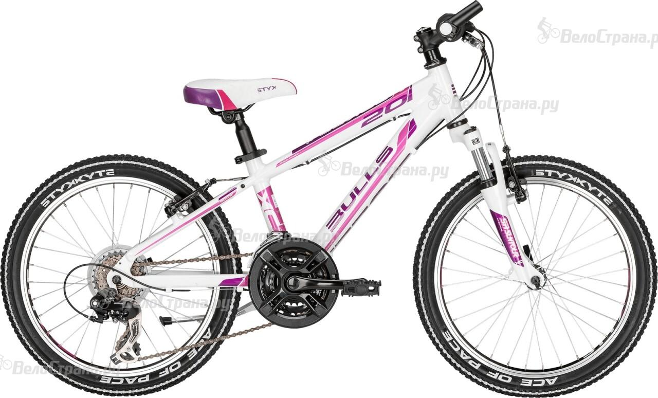 Велосипед Bulls Tokee 20 Girl (2014) велосипед bulls tokee runner girl 2014