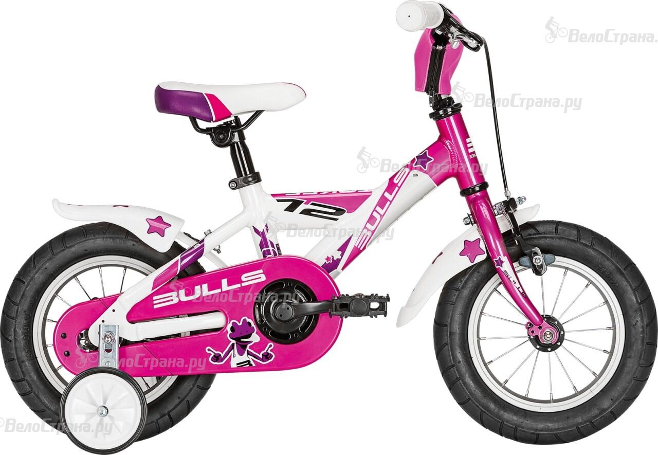 Велосипед Bulls Tokee 12 Girl (2014) велосипед bulls tokee runner girl 2014