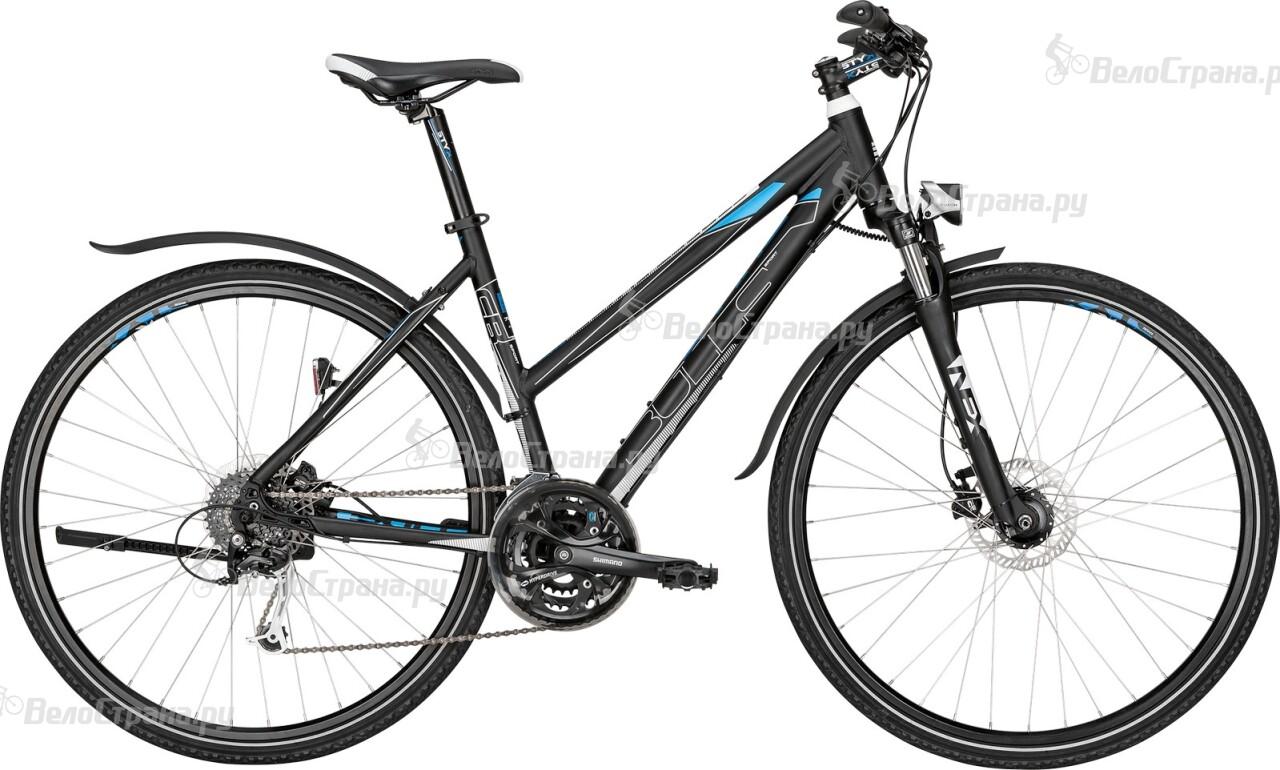 Велосипед Bulls Street Flyer Lady (2014) велосипед bulls recreation ground lady 2015