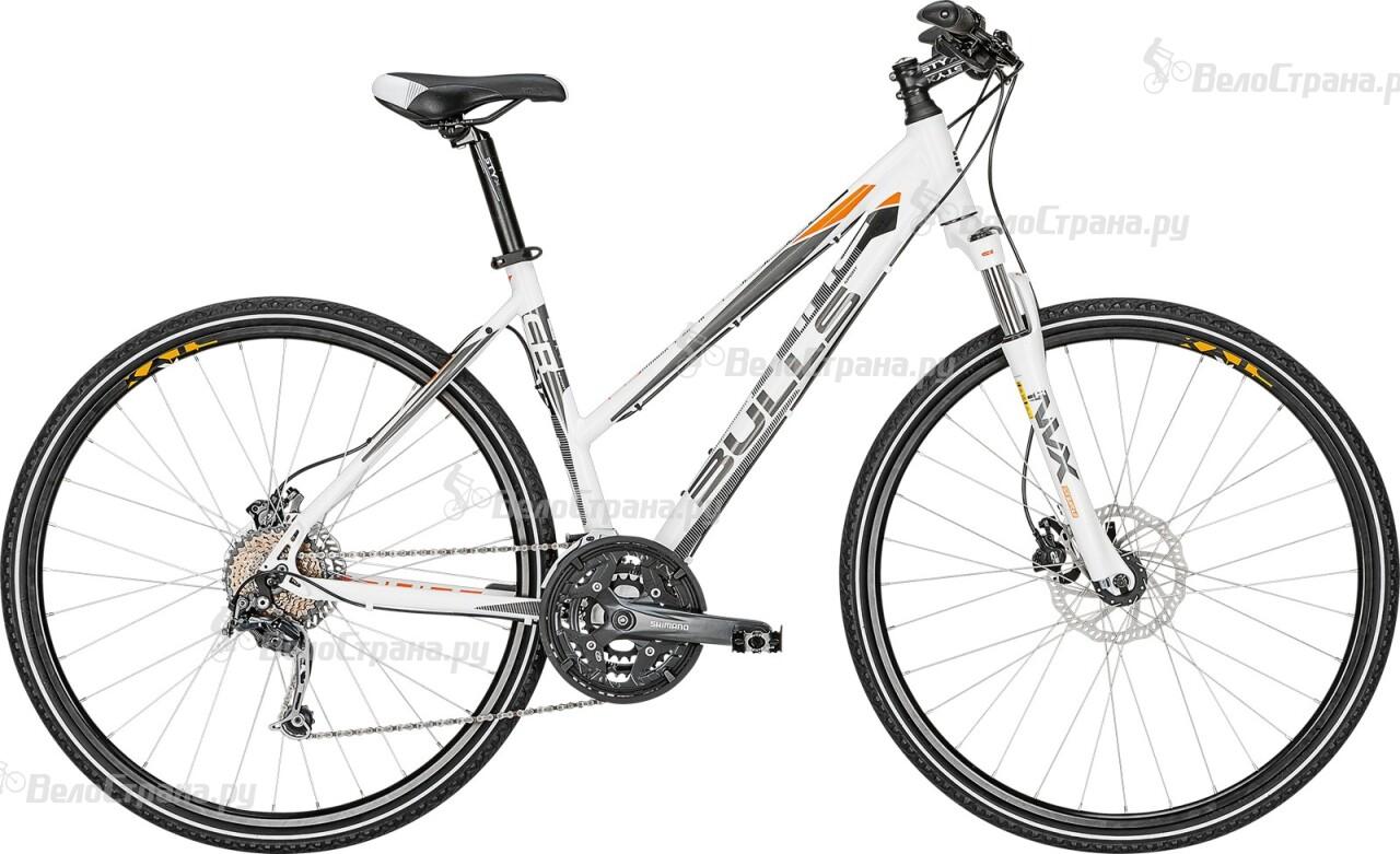 Велосипед Bulls Crosstail Lady (2014) велосипед bulls camerlengo 26 2014
