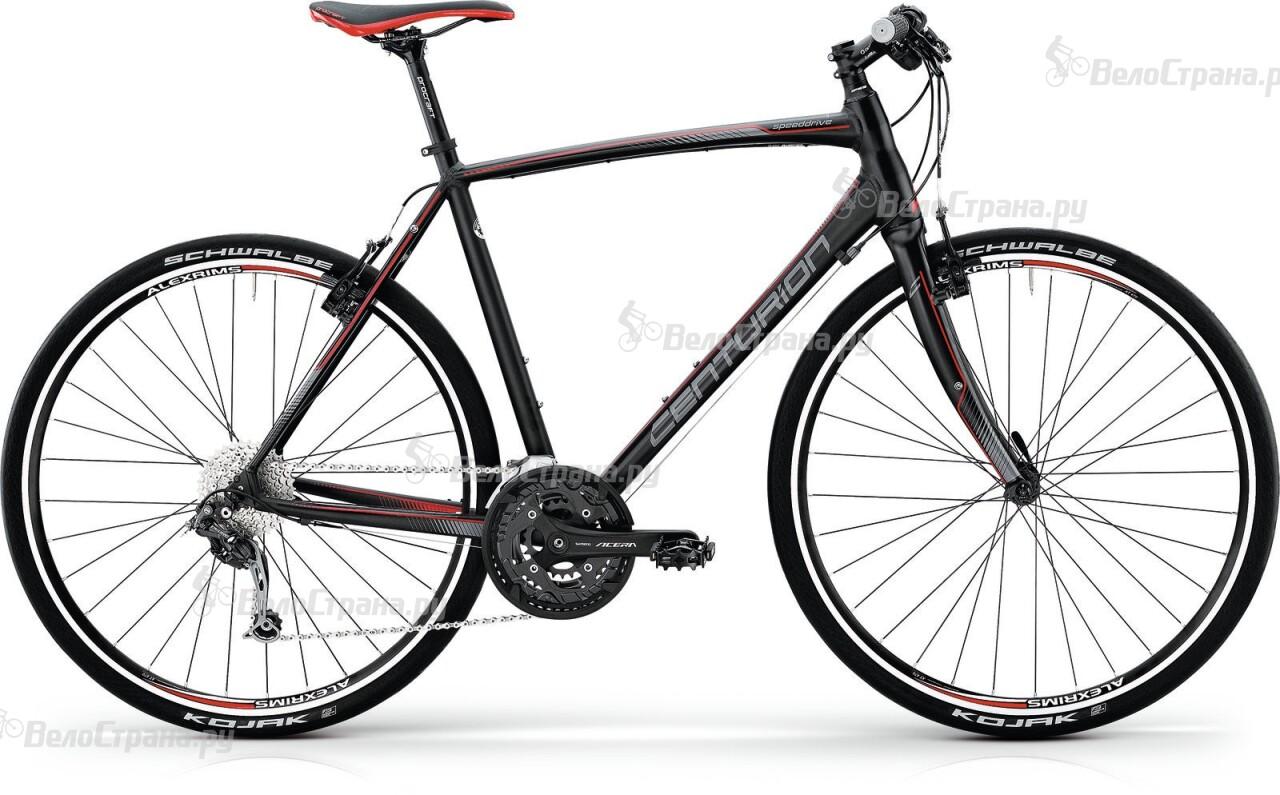 Велосипед Centurion Speeddrive 500 (2016)